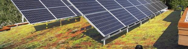 Panourile Solare Fotovoltaice in Amenajari Gradini