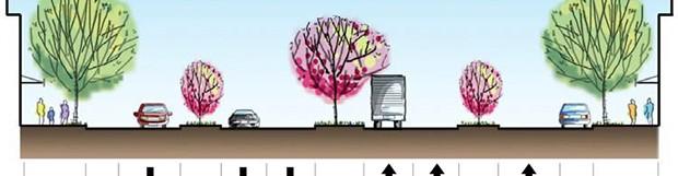 Design urban: trame stradale