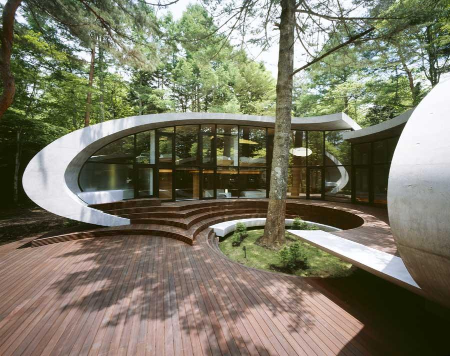 shell house - ARTechnic Japan